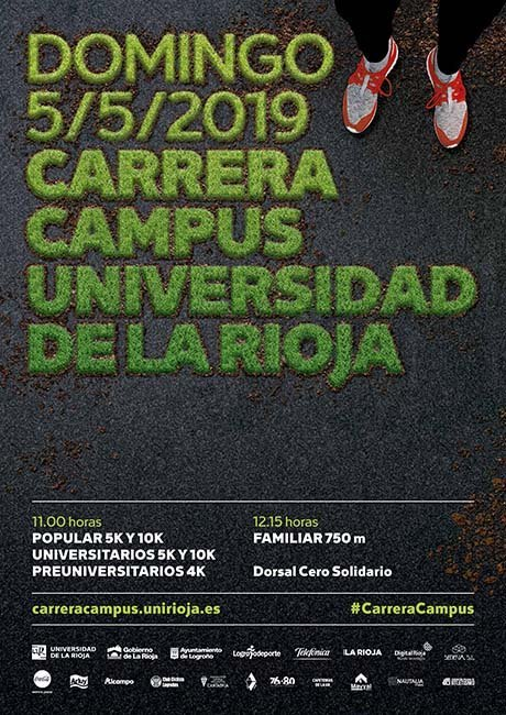 Carrera Campus Universidad La Rioja 2019