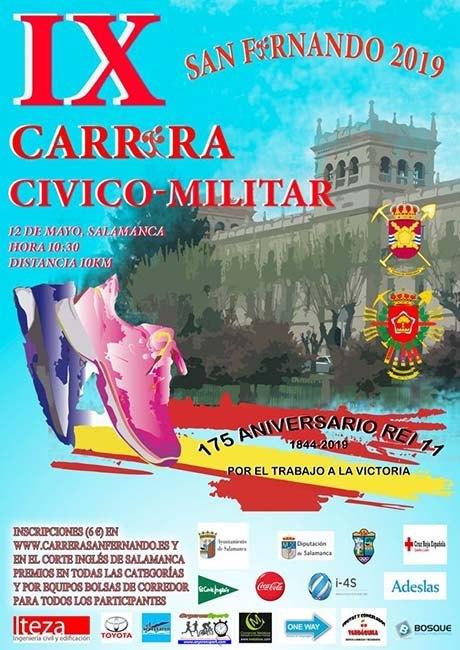 Carrera Cívico Militar San Feranando 2019