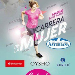Carrera de la Mujer Madrid 2019