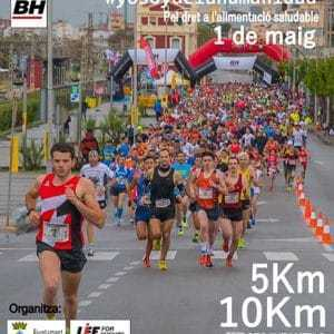 Cursa de Montgat 2019