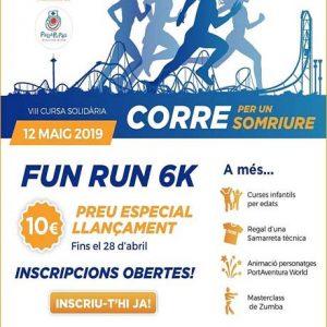 Fun Run PortAventura 2019
