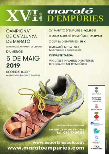 Marató d'Empuries 2019