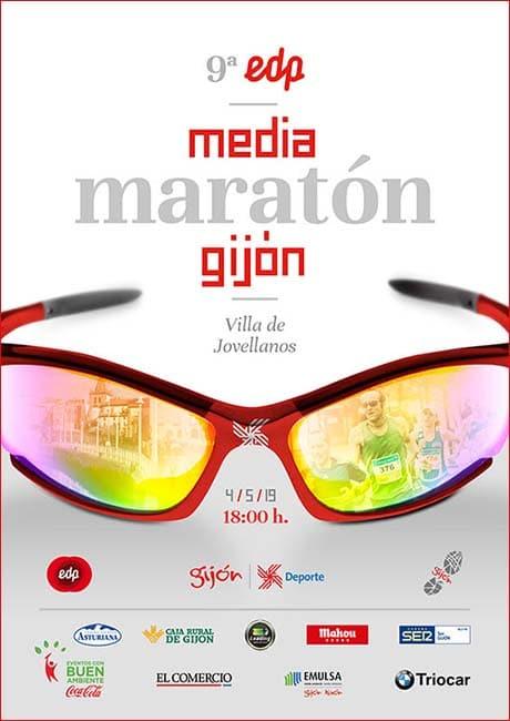 Media Maratón Gijón 2019