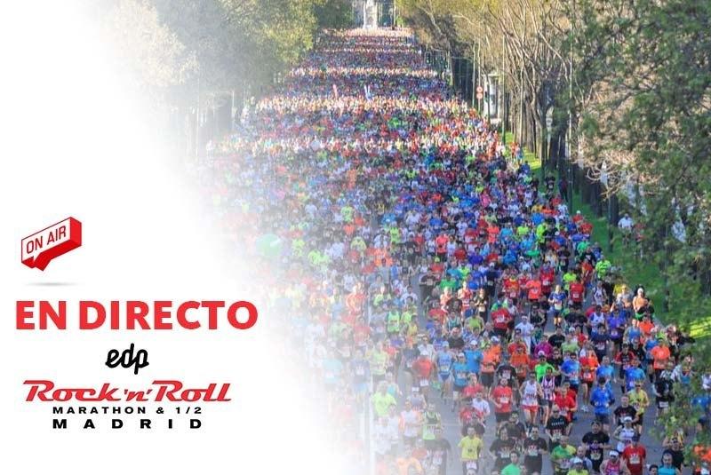 En Directo RocknRoll Maratón Madrid 2019
