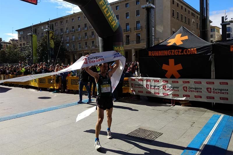 resultados Maratón de Zaragoza 2019