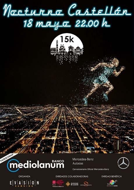 15K Nocturno de Castellón 2019