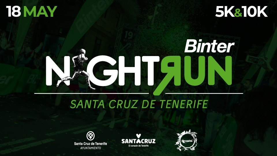 Binter Night Run Tenerife 2019