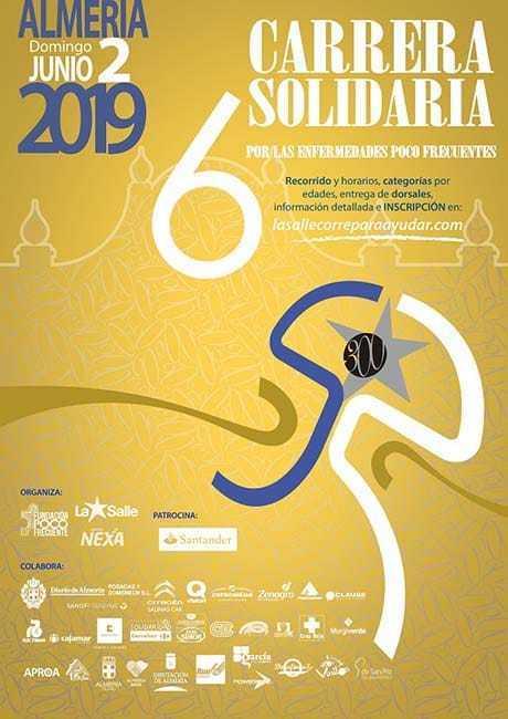 Carrera Solidaria por las Enfermedades Poco Frecuentes 2019