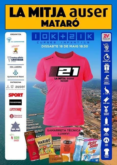 Mitja Marató Mataró 2019
