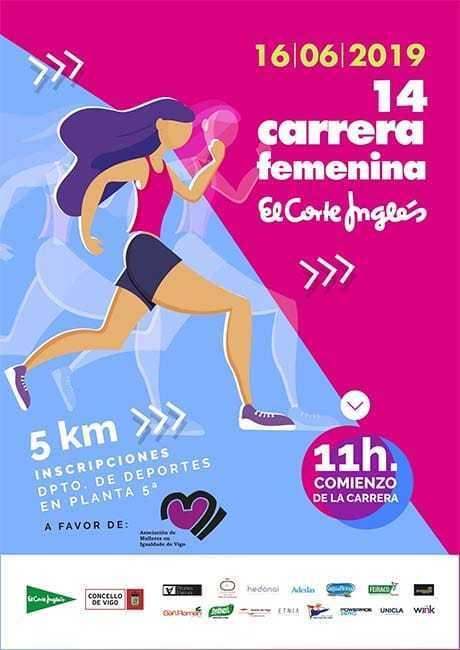 Carrera Femenina de Vigo 2019