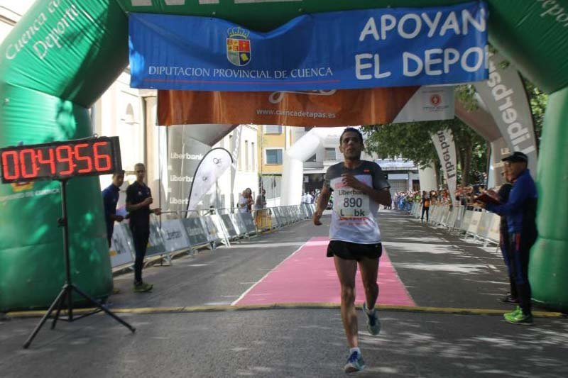 clasificaciones carrera popular hoz del huecar 2019