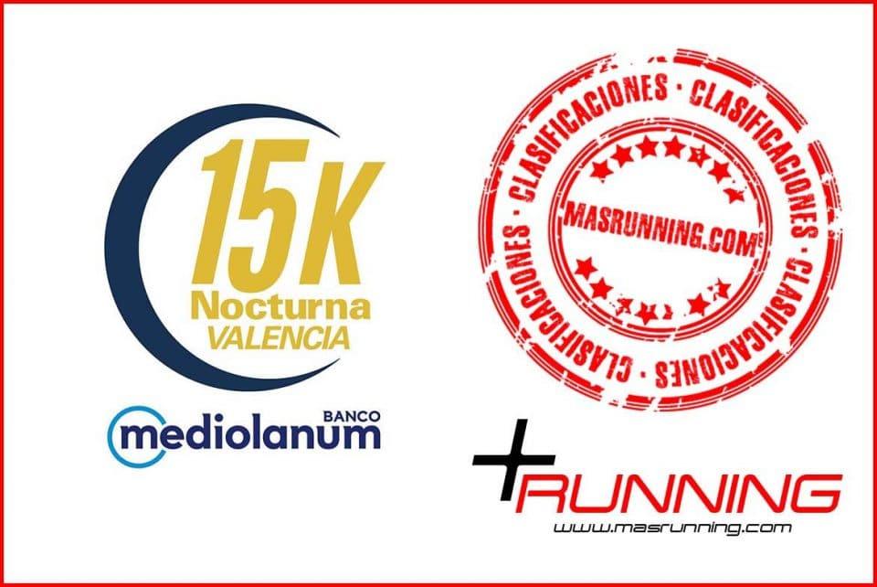 resultados 15k Nocturna Valencia 2019