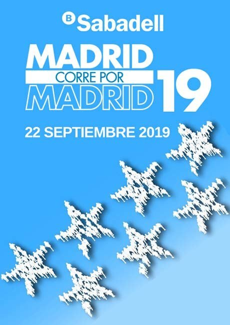 Madrid Corre Por Madrid 2019