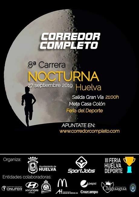 Carrera Nocturna de Huelva 2019