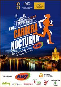 Carrera Nocturna del Guadalquivir KH7 2019