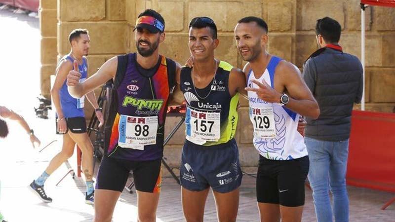 clasificación media maraton cordoba 2019
