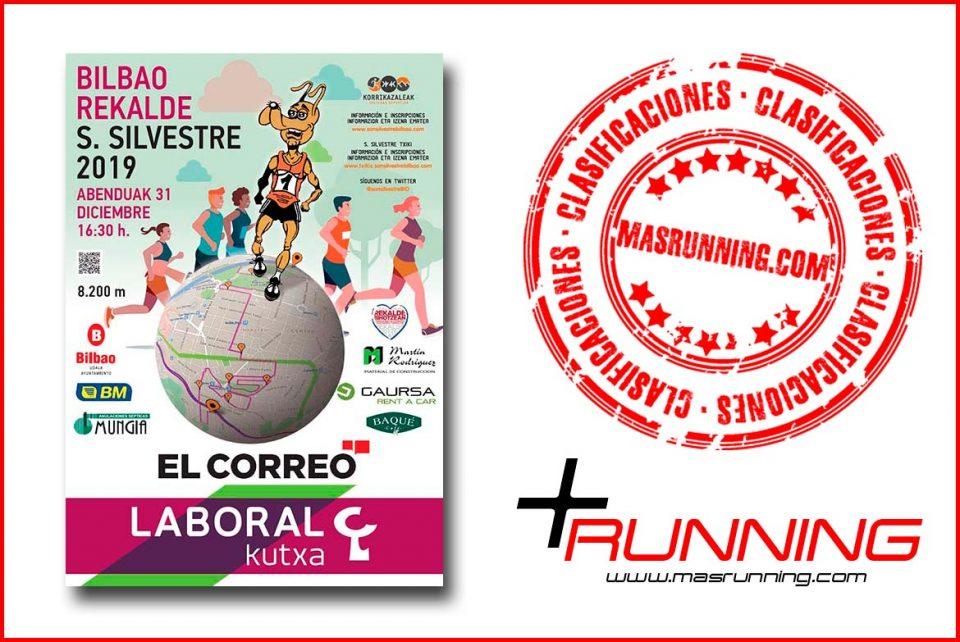 resultados Bilbao Rekalde San Silvestre 2019