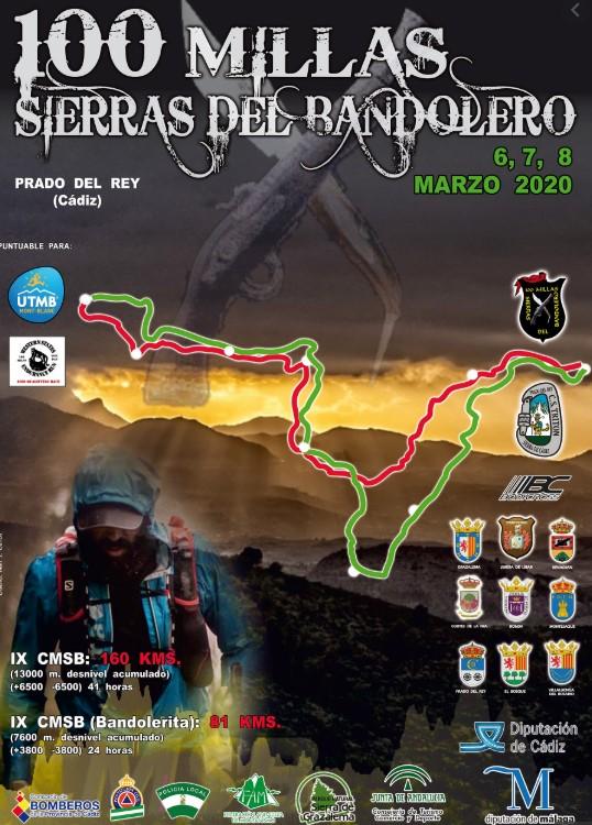 Ultra Trail Sierra de Bandolero. 100 Millas 2020