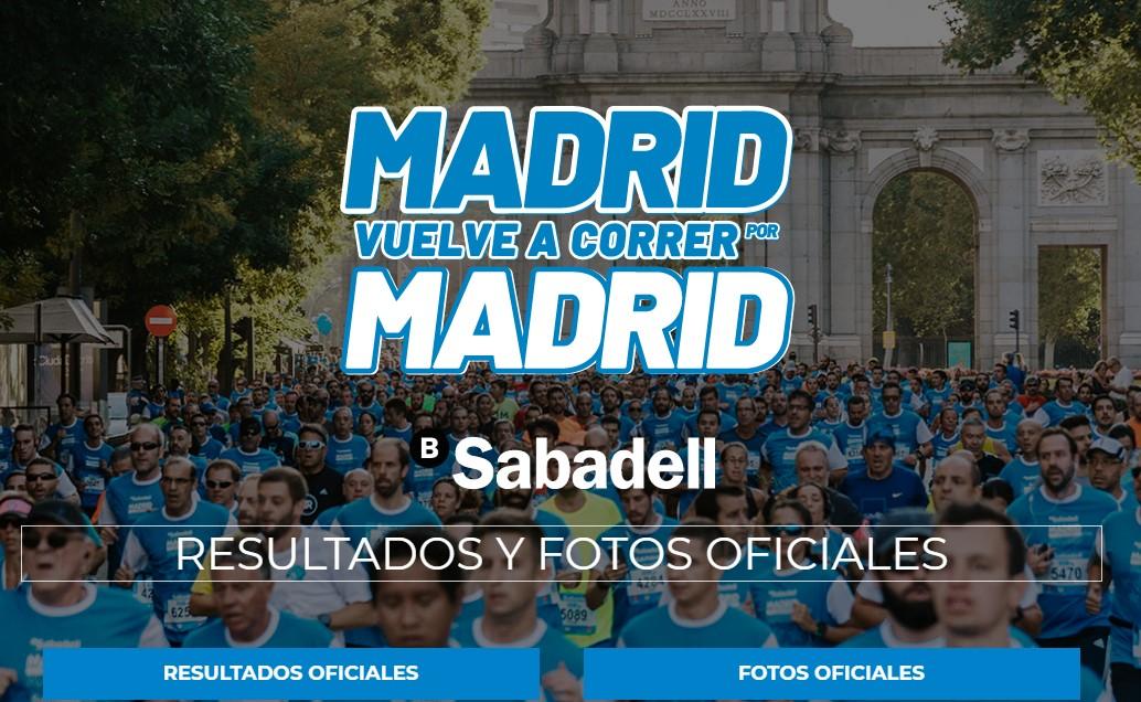 madrid vuelve a correr por madrid 2021